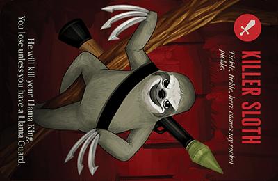 Killer Sloth Llamasters